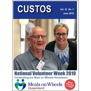 CUSTOS Volume 42 No. 2, June 2019
