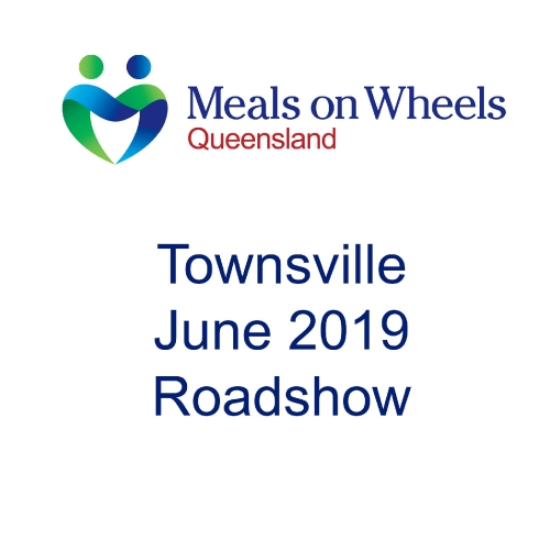 Townsville Roadshow 14-15 June 2019