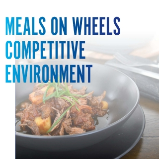 Meals on Wheels Competitive Environment