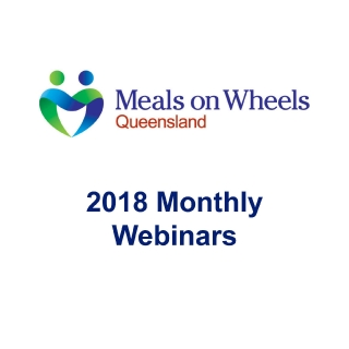2018 Monthly Webinars