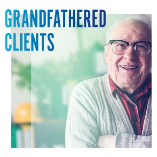 Grandfathered Clients