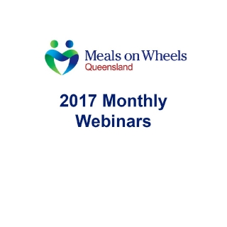 2017 Monthly Webinars