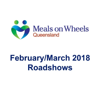 February/March 2018 Roadshows