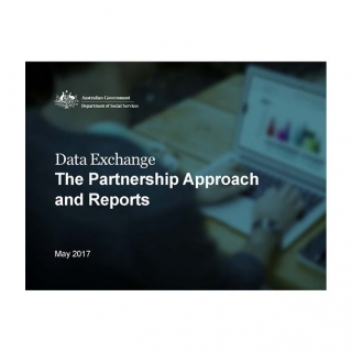 Data Exchange 'Partnership Approach & Reports'